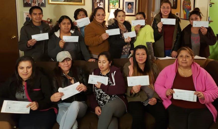 Trabajadores inmigrantes recuperan más de $13,000 en salarios no pagados