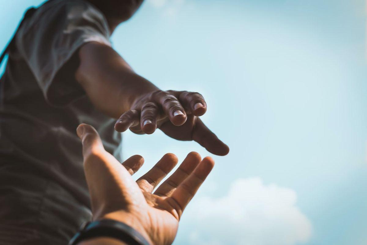 No se quede en las intenciones: Si le gusta ayudar a los demás conviértase en voluntario
