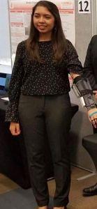 Andrea Medina: joven latina diseña un futuro más brillante