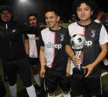 Copán United levanta el trofeo de campeón por primera vez