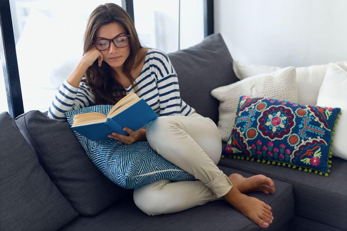 Recomendaciones de libros para disfrutar desde casa