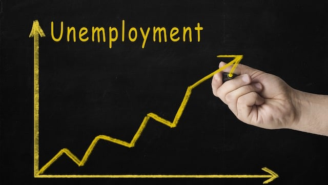 Registran el mayor incremento en la tasa de desempleo