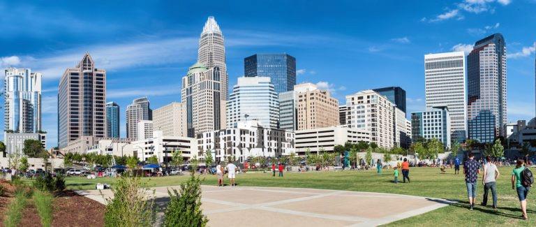 Charlotte: la 15va ciudad más poblada del país