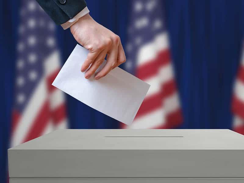 Elecciones 2020 atinos representan 1 de cada 10 votantes en Estados Unidos