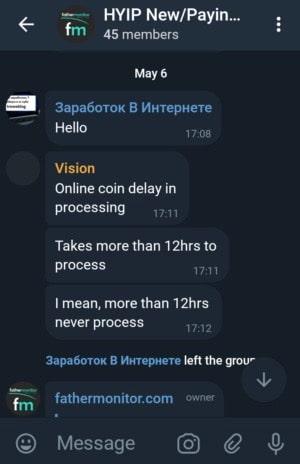 Advierten estafas con criptomonedas en red social Telegram