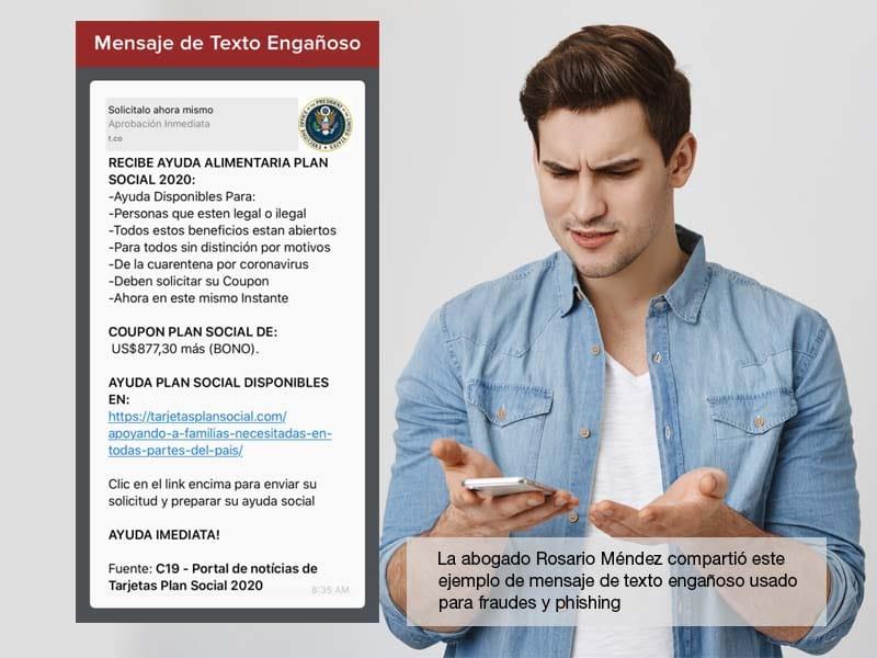 FTC advierte sobre la circulación de mensajes fraudulentos en redes sociales