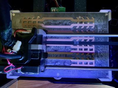 Estudiante de la UNC creó protección contra el COVID-19 impresa en 3D