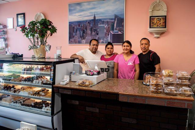 Equipo New York Pastries y Pastelería