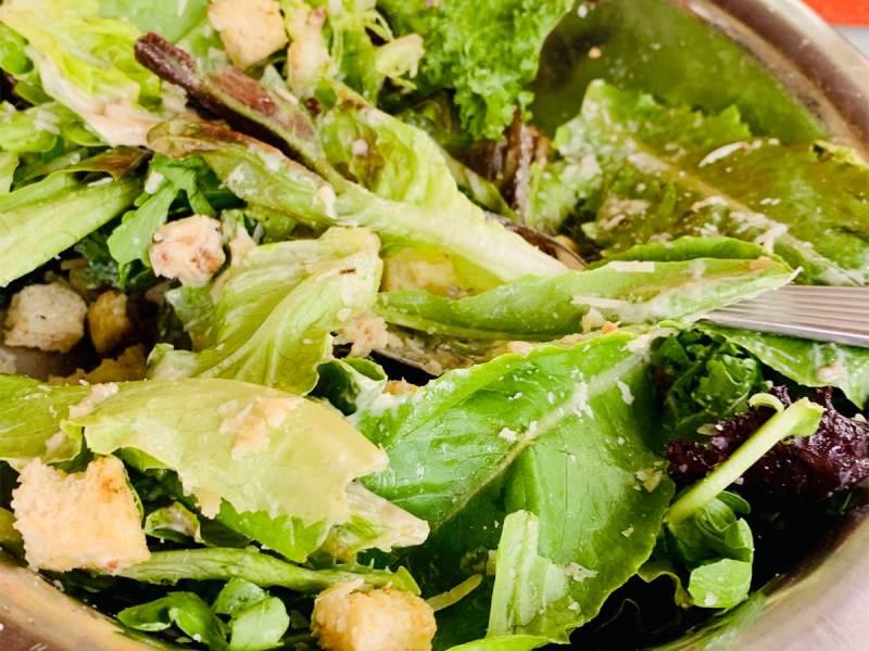 receta de ensalada cesar