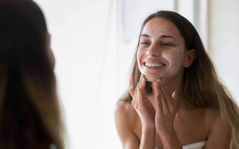 Elimina el vello facial sin productos químicos