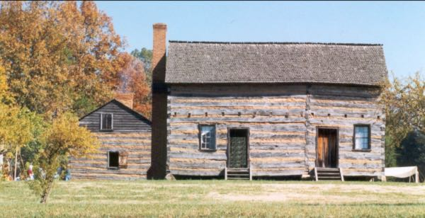 Reabre sitio histórico dedicado al presidente James K. Polk