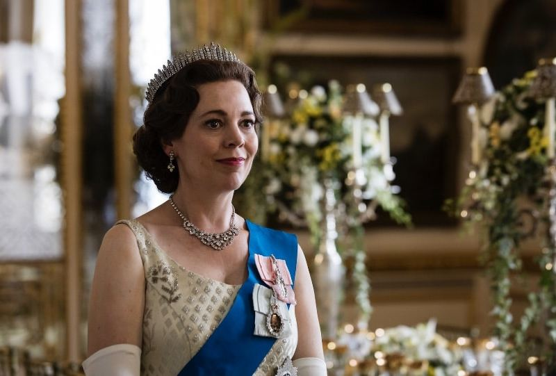 The Crown en Netflix