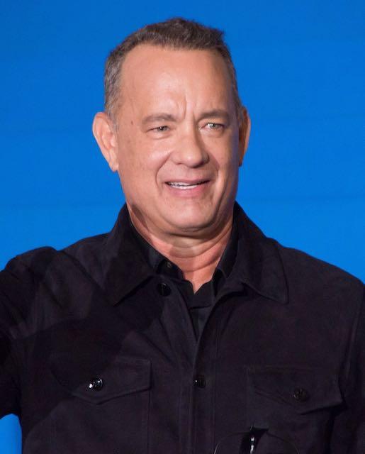 Tom Hanks promueve uso de mascarillas