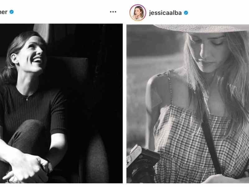 Celebridades se unen al reto de Instagram: Challenge Accepted