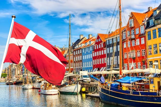 Dinamarca, reconocido como el país más feliz del mundo