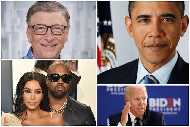 GALERÍA: Los famosos que sufrieron el hackeo en Twitter