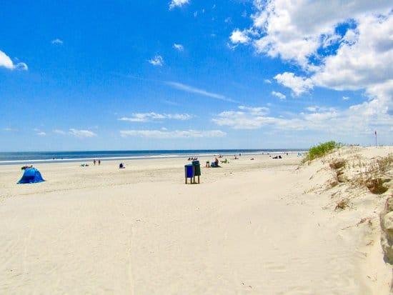 Beachwalker Park, Isla Kiawah en Carolina del Sur