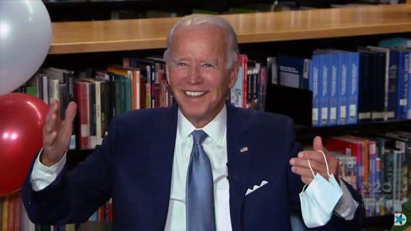 Demócratas nominan a Joe Biden como candidato presidencial