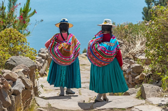 Estadisticas sobre los pueblos indigenas en el mundo