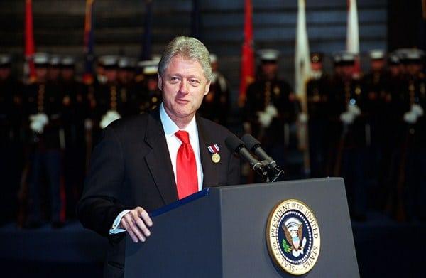 Ex presidente Bill Clinton estuvo en la isla de Jeffrey Epstein