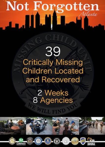 """La """"Operación No Olvidados"""": Un operación de rescate de niños"""