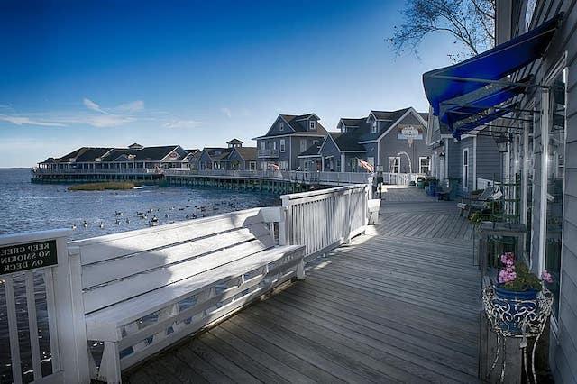 Playa Ocracoke Lifeguarded, de Carolina del Norte