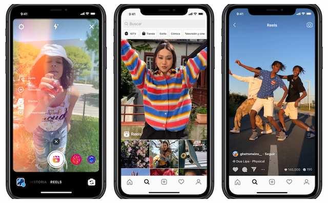 TikTok ya tiene competencia: nace Instagram Reels