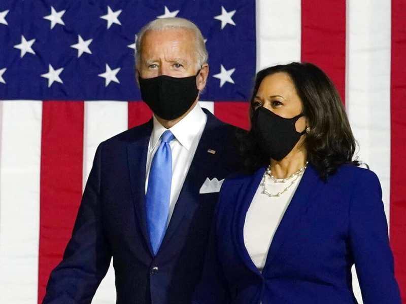 6 alguaciles de Carolina del Norte respaldan a Joe Biden y Kamala Harris