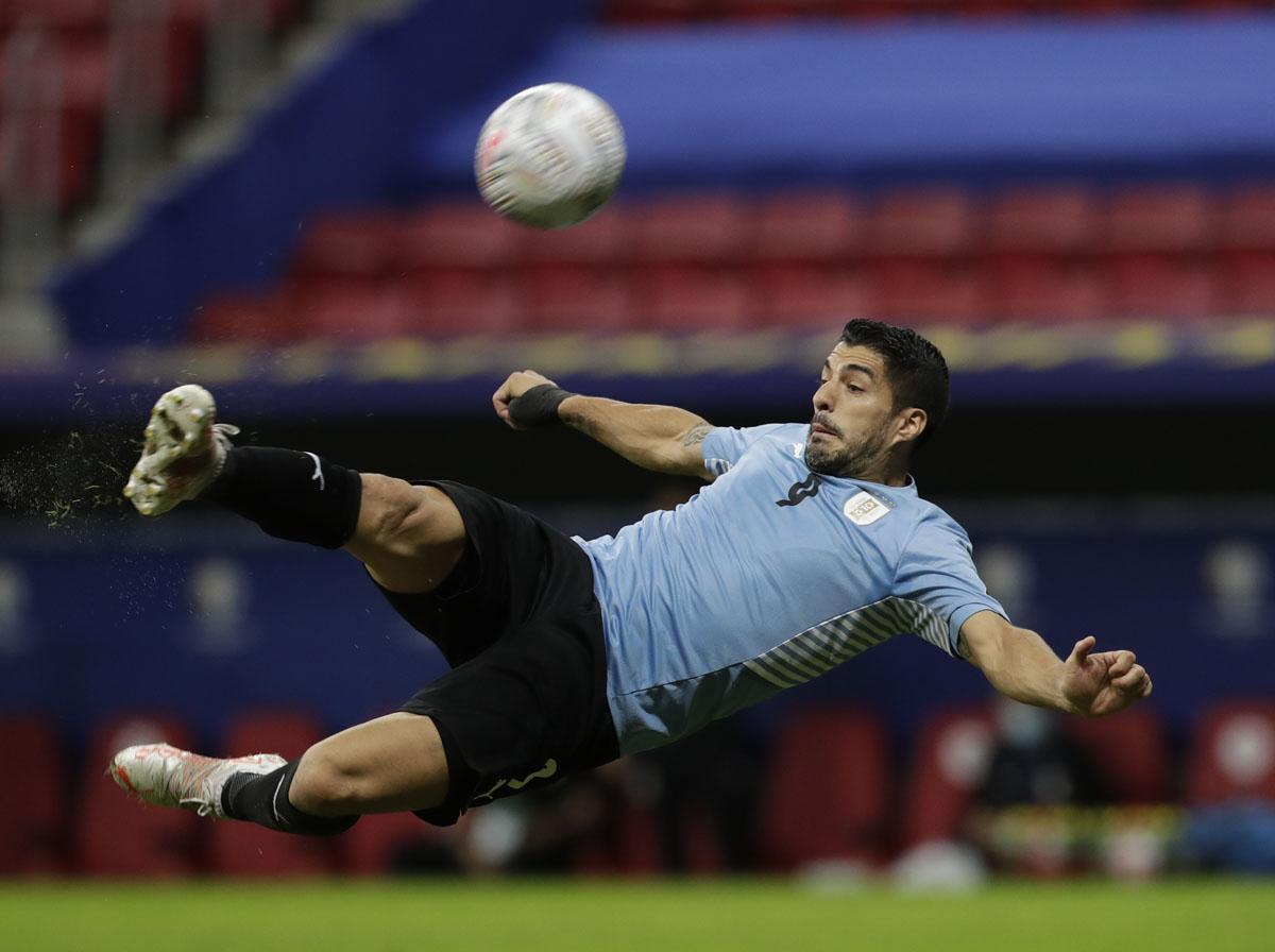 Luis Suárez se va al Atlético de Madrid, FC Barcelona lo confirma