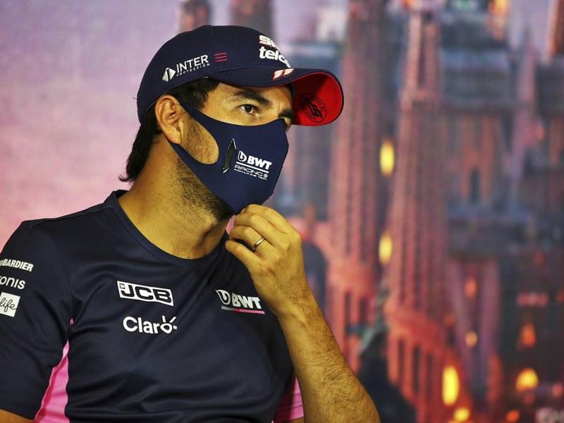 Checo Pérez dice adiós a Racing Point