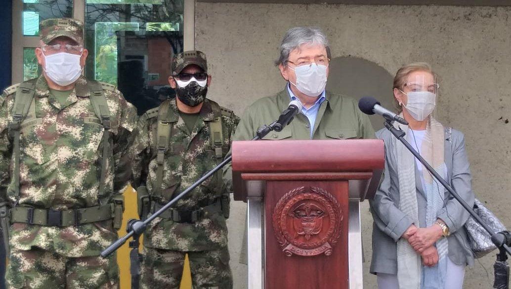 Colombia, protestas, manifestaciones, muertes