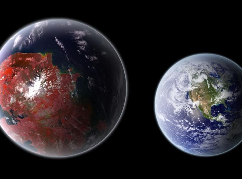 sol exoplaneta diamante diamantes