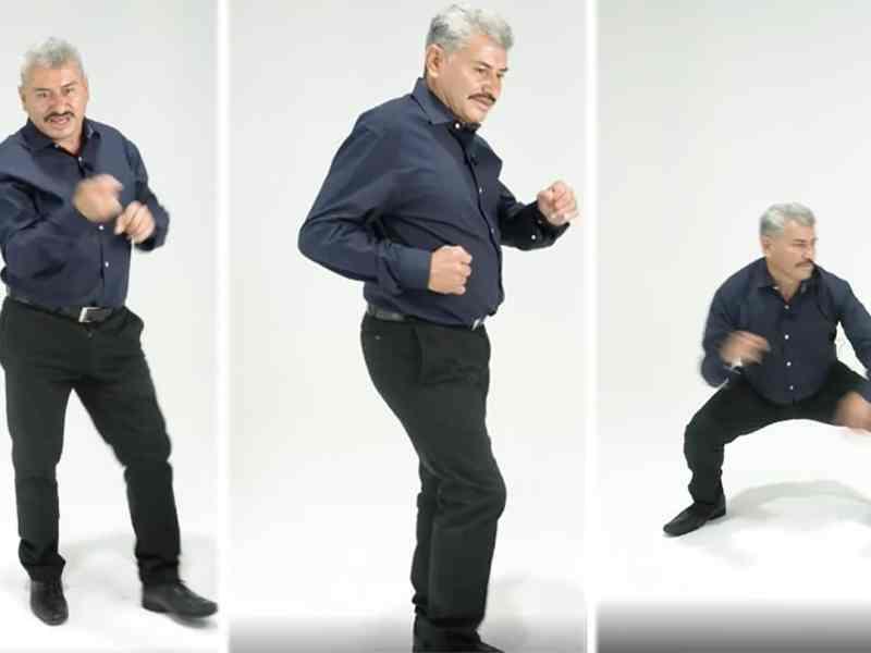 Lobo Vazquez clases de baile