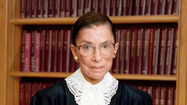 ¿Quién era Ruth Bader Ginsburg?