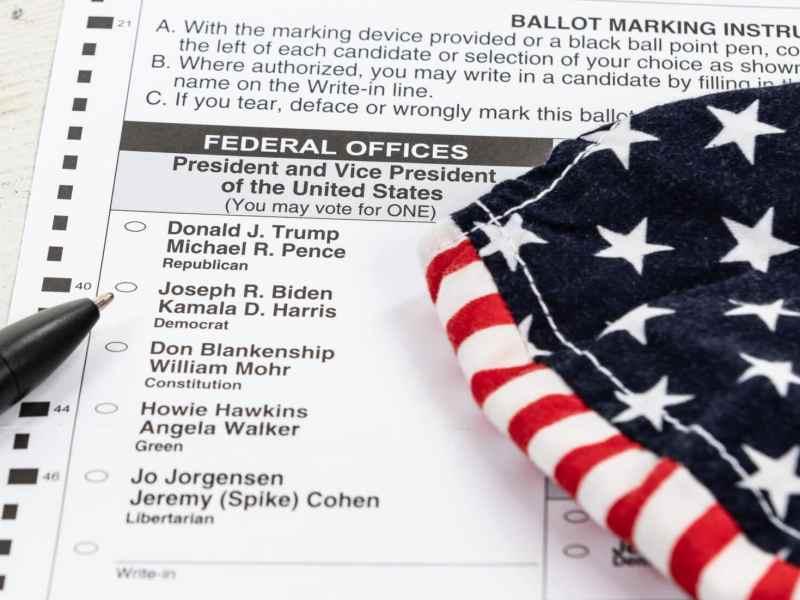 Se requiere la firma de un testigo en las boletas de voto ausente en Carolina del Sur para las elecciones de 2020