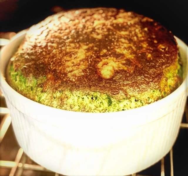 Soufflé de espinacas: delicia de la cocina francesa