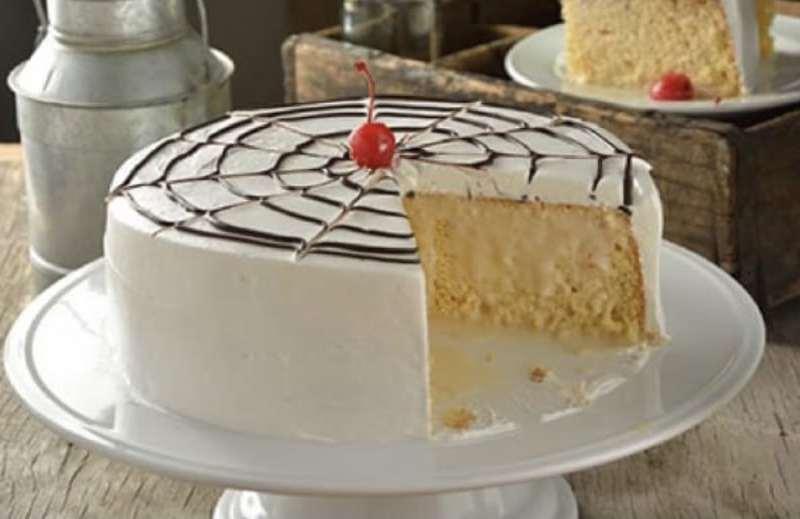 Pastel de tres leches: el tradicional y delicioso