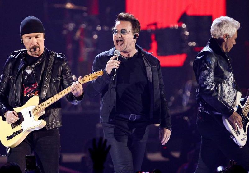 U2 álbum Neuralink