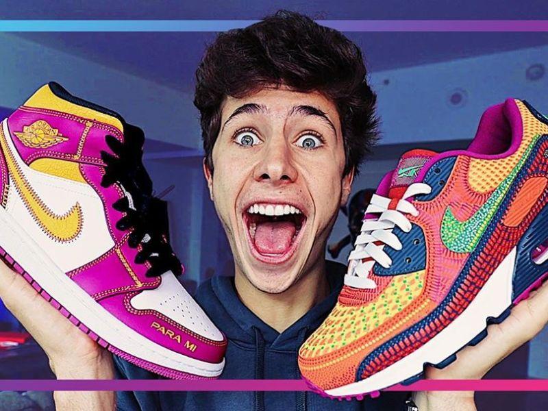 Juanpa Zurita y Nike