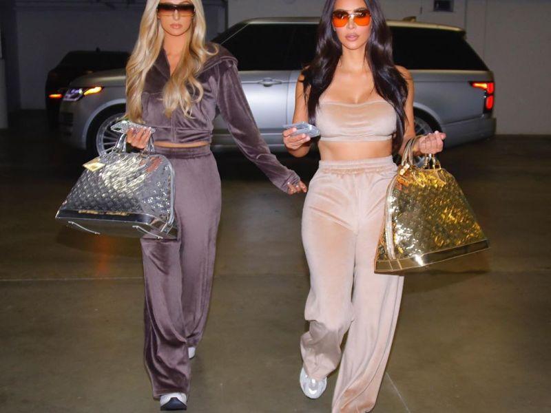 Paris Hilton y Kim Kardashian se reúnen