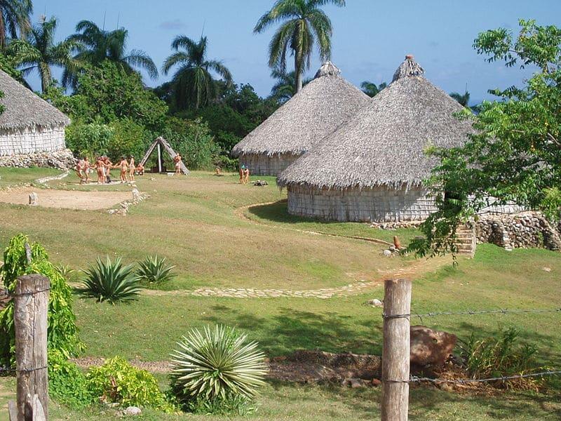 indios taínos