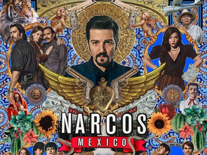 tercera temporada de Narcos México