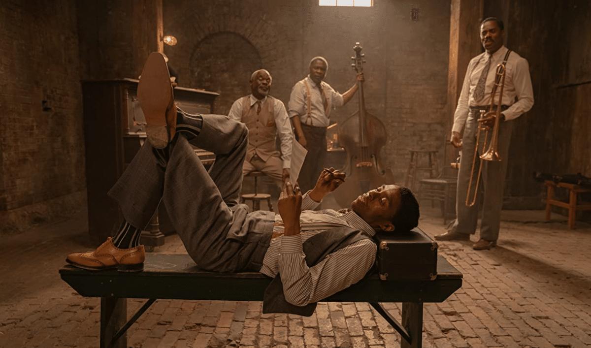 la última película de Chadwick Boseman
