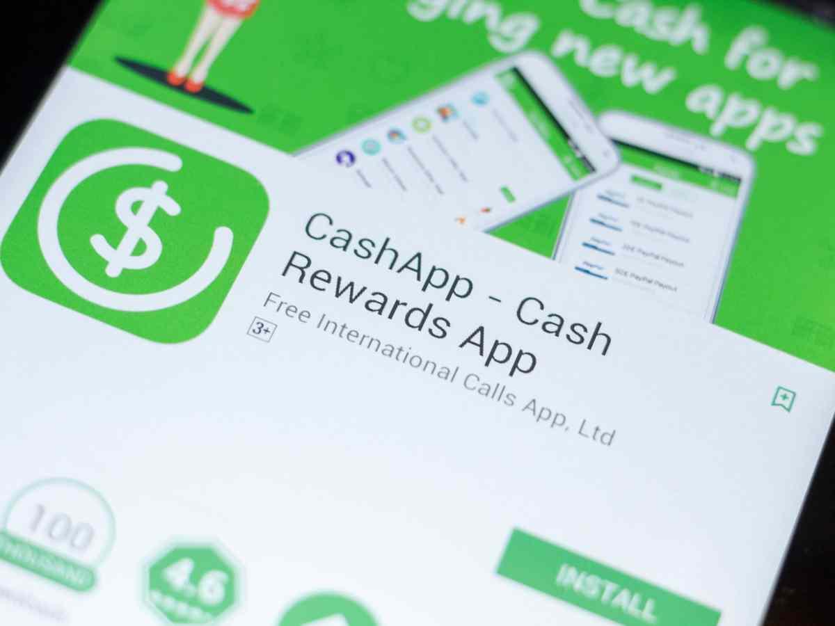 desaparición de dinero en la aplicación de Cash App