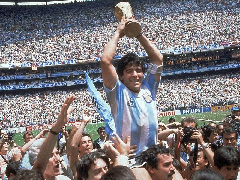 Diego Armando Maradona Futbol