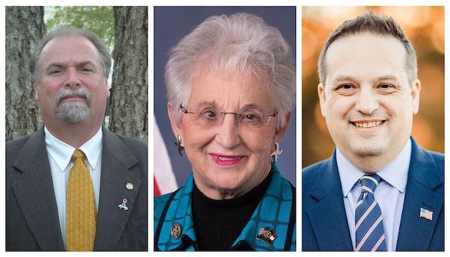 Los candidatos para Cámara de Representantes del Distrito 5
