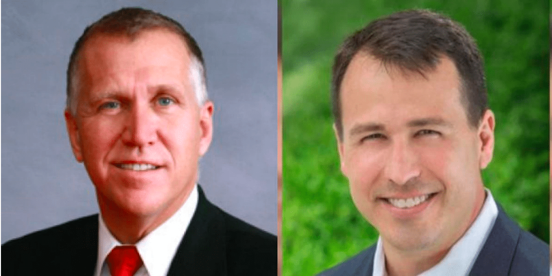 Escándalo sexual y coronavirus manchan carrera electoral por el Senado