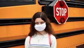 Cómo el condado de Wake estará manteniendo la seguridad contra el COVID-19 en los autobuses escolares