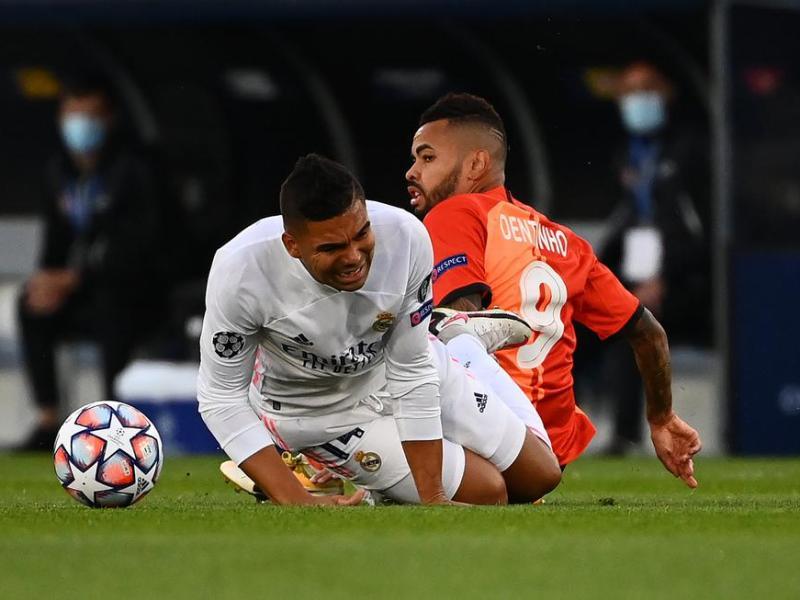Shakhtar dio la sorpresa y vence al Real Madrid