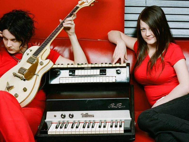 The White Stripes disco de éxitos